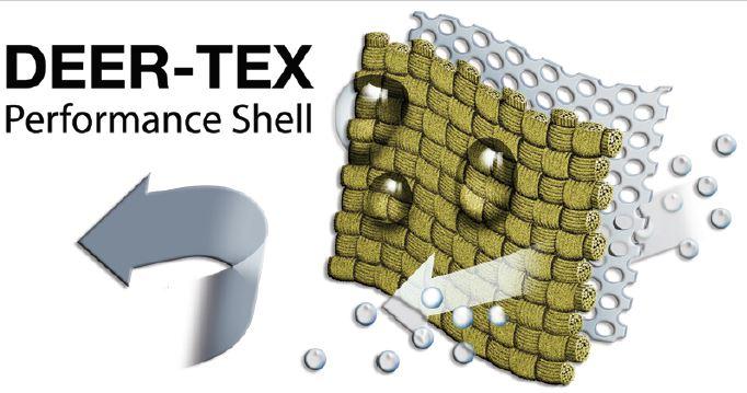 Deer-Tex® Performance Shell